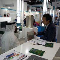 Izstāde BIG 5 2016 AAE Dubaija