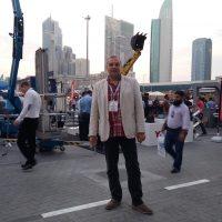 Izstāde Big 5 Dubaija AAE 2017 1